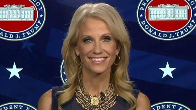 Conway: Trump has 'very specific plans' for first 100 days