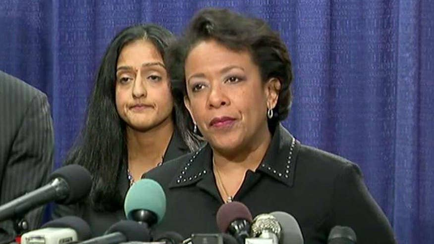 Attorney general announces findings in Department of Justice probe