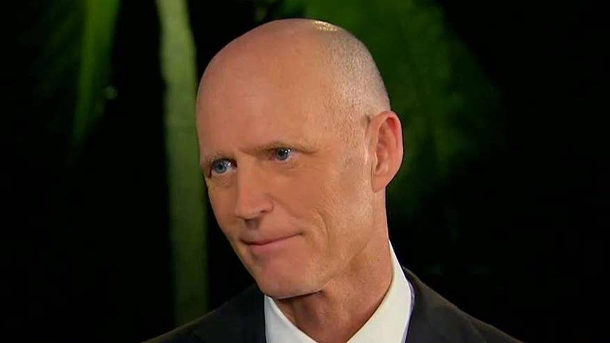 Reaction from Florida's governor on 'Special Report'