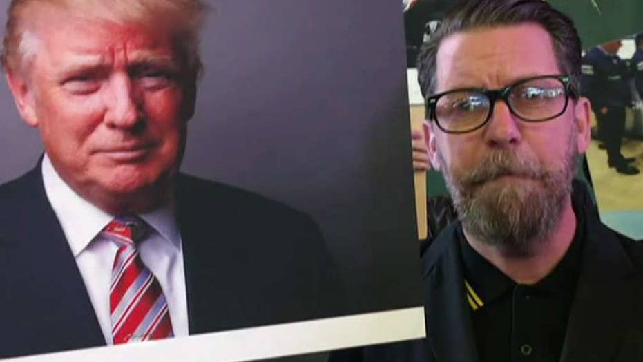 Gavin McInnes implores Trump to 'stop the winning'