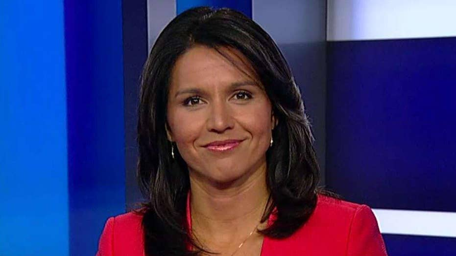 Behind Tulsi Gabbard's 'Stop Arming Terrorists' bill