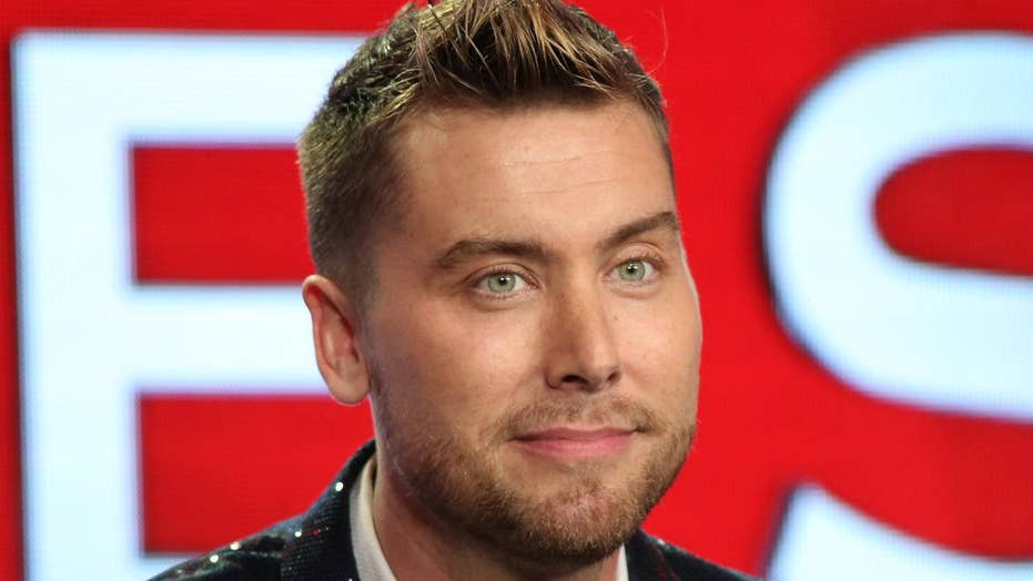 Put Lance Bass in the give Trump a chance category