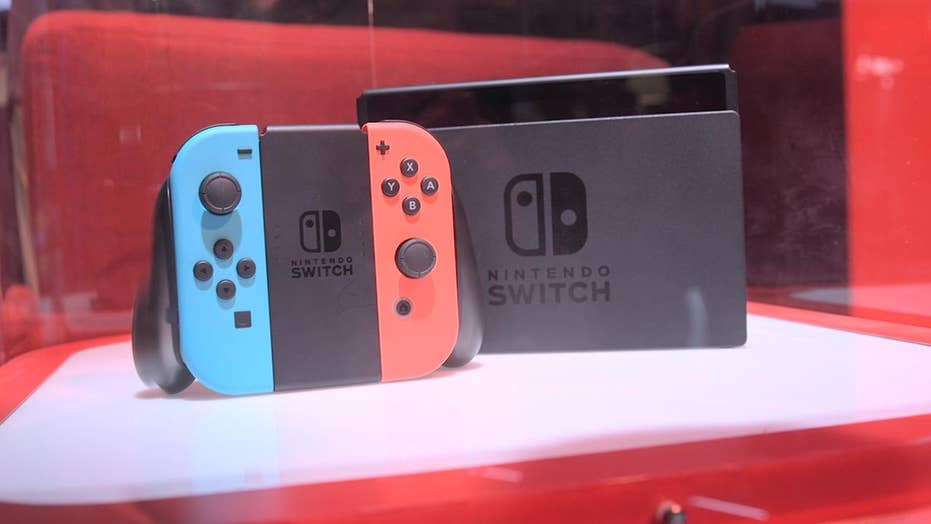 First look: New 'Nintendo Switch'