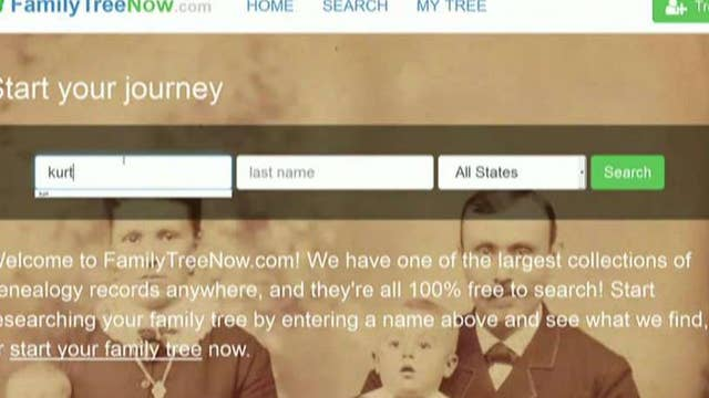 How to stop this 'genealogy' website from sharing your info
