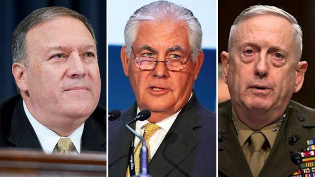 Trump's national security picks questioned on Russia