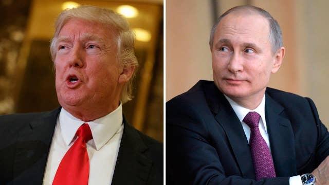 Senate committee to investigate possible Trump-Russia ties