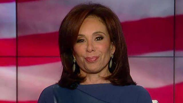 Judge Jeanine: Don't like Trump? Campaign harder next time