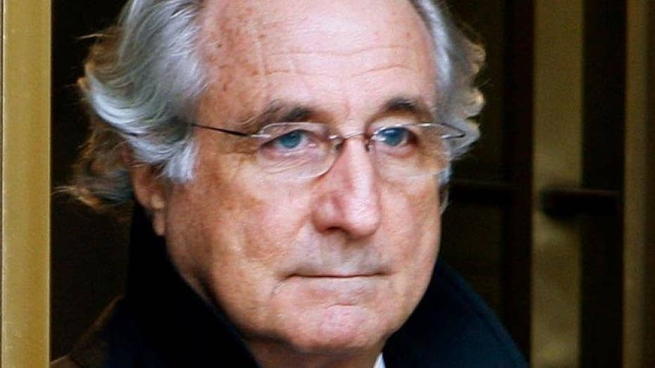 Bernie Madoff corners the hot chocolate market in prison