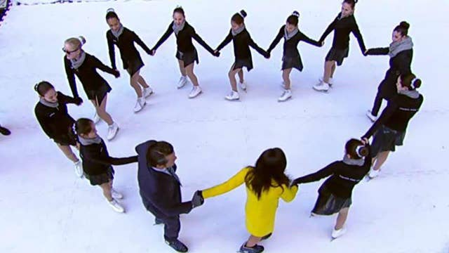 Inside the sport of synchronized skating
