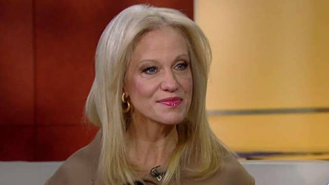 Conway: Trump's inaugural address will be very inclusive
