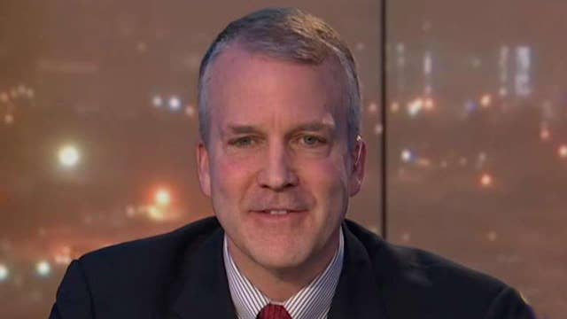 Sen. Sullivan on scrutiny Trump Cabinet picks may face