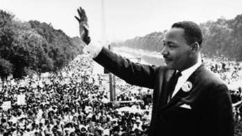 Please stop politicizing Martin Luther King Day. It's a day for national unity, not political division