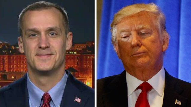 Corey Lewandowski: Donald Trump is a counter-puncher