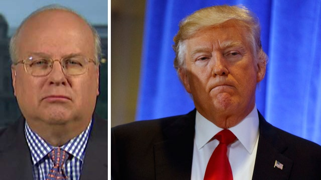 Karl Rove on how Trump should handle 'legitimacy' question