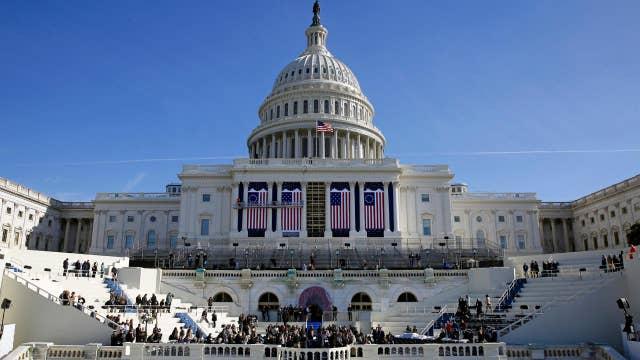 Unprecedented security for Trump inauguration