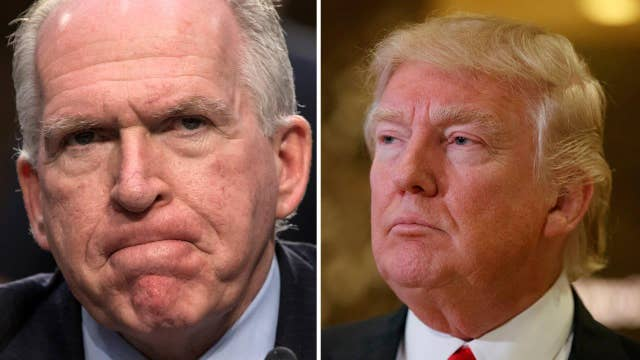 Trump feuds with CIA director ahead of inauguration day
