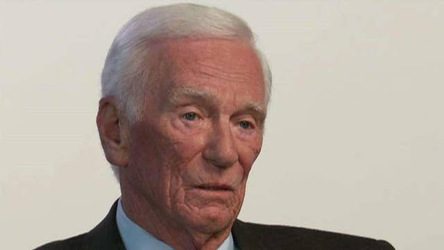 Flashback: Cernan reflects on being last man on the moon