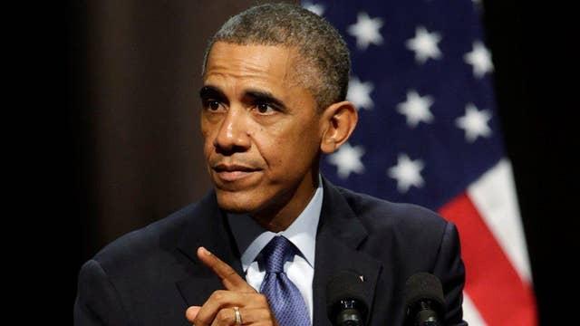 President Obama surprised by partisanship in Washington