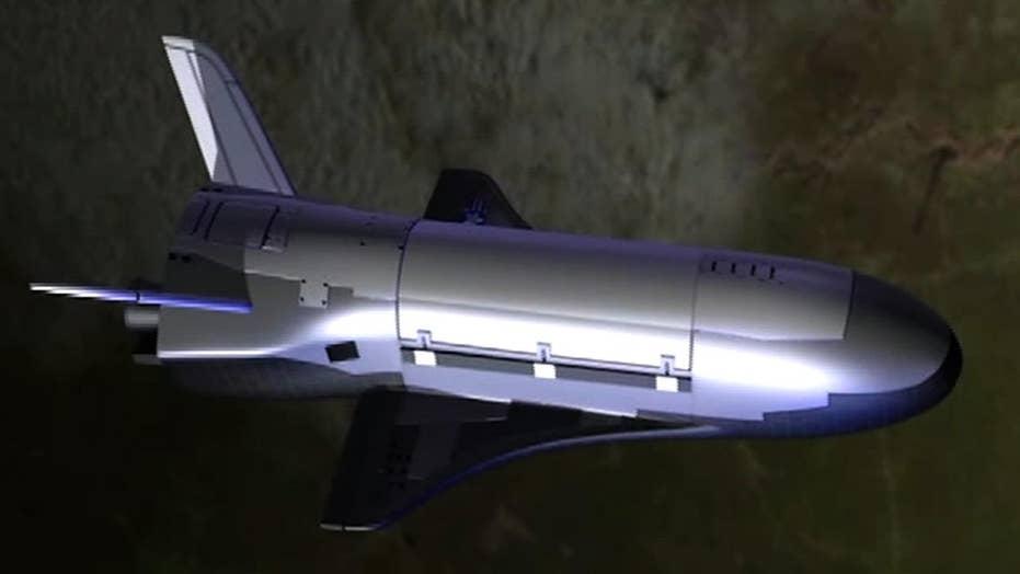 Will mysterious space plane break longest orbit record?
