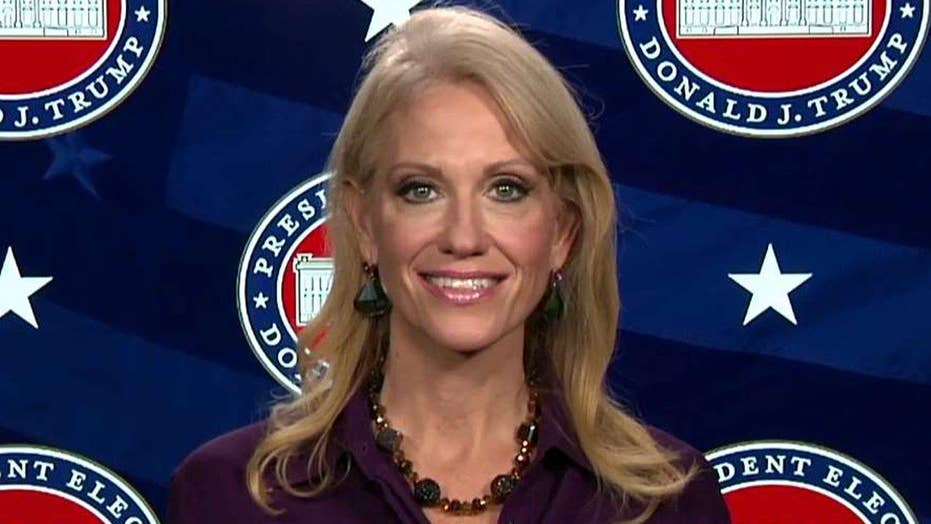 Kellyanne Conway hopes Dems reconsider skipping inauguration