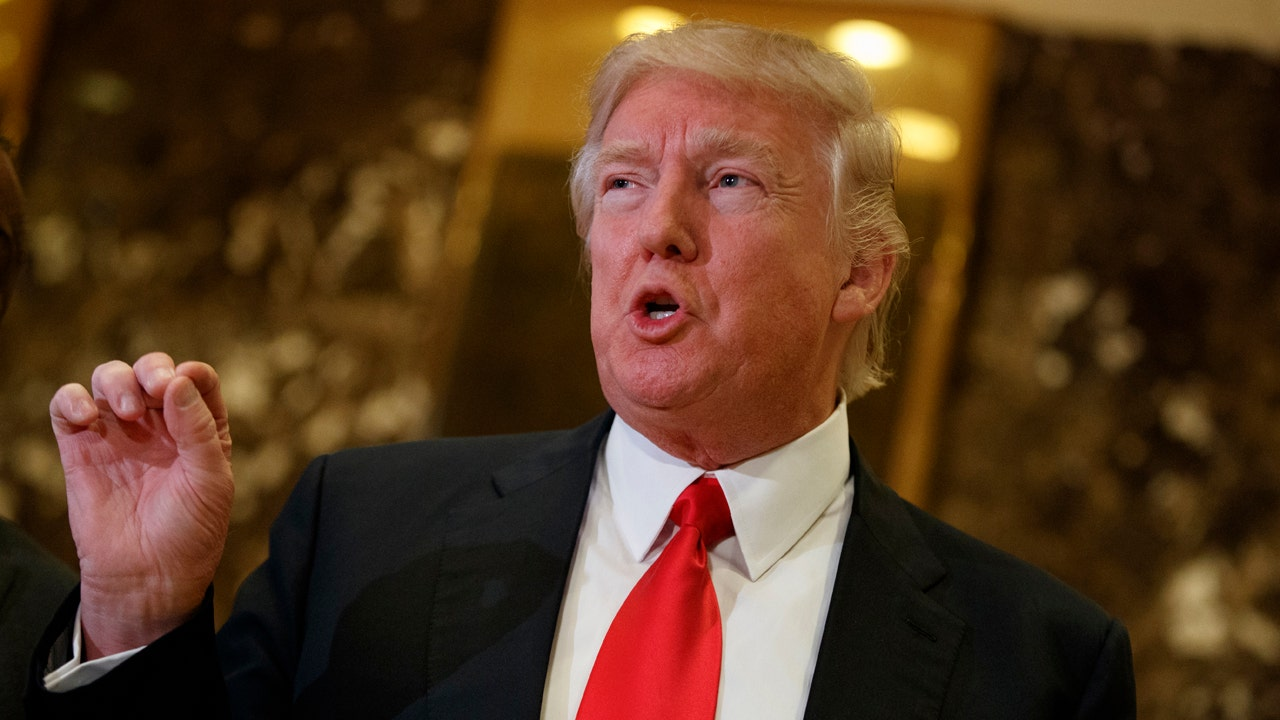 Trump calls wave of polls with low approval ratings 'phony' and 'rigged'