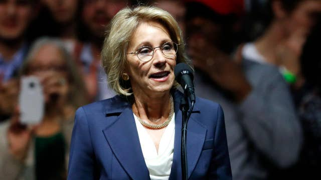 Separating fact from fiction on Trump's education nominee