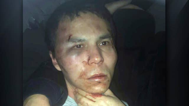 Istanbul club attack suspect reportedly admits to massacre