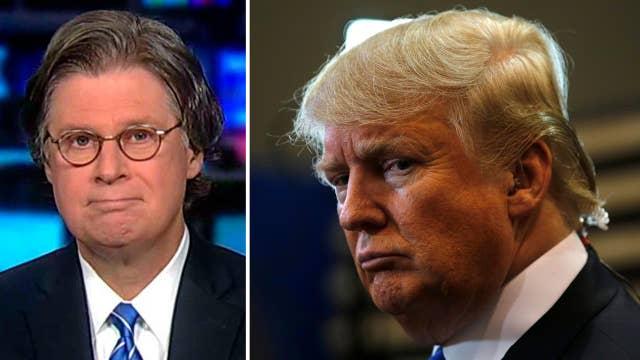 Byron York: Will questioning Trump's legitimacy spread?