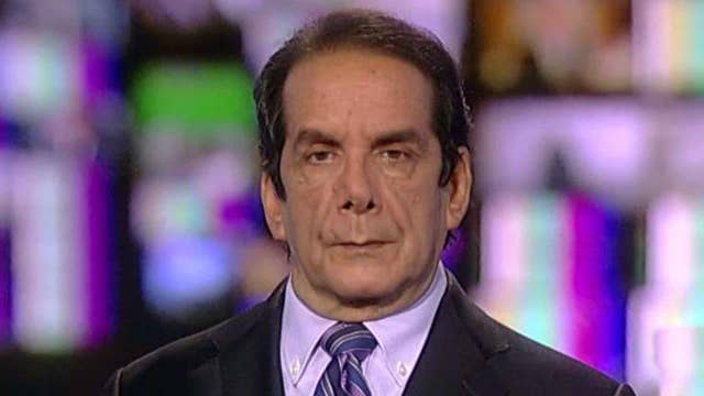 Krauthammer on the hypocrisy over the Manning commutation