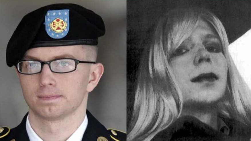 Manning currently serving 35-year sentence for leaking Army documents; reaction from Gov. Matt Bevin