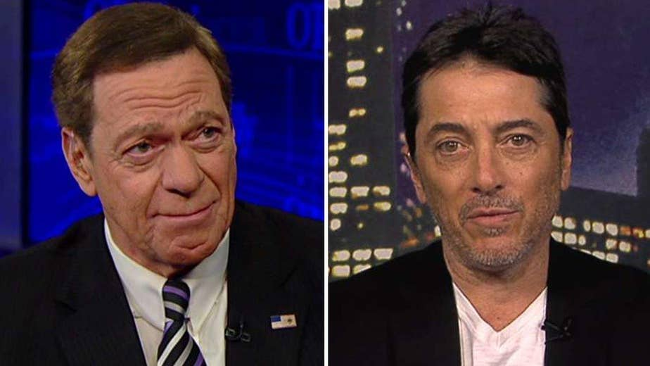 Joe Piscopo and Scott Baio join 'The O'Reilly Factor' to discuss fallout surrounding inauguration performers