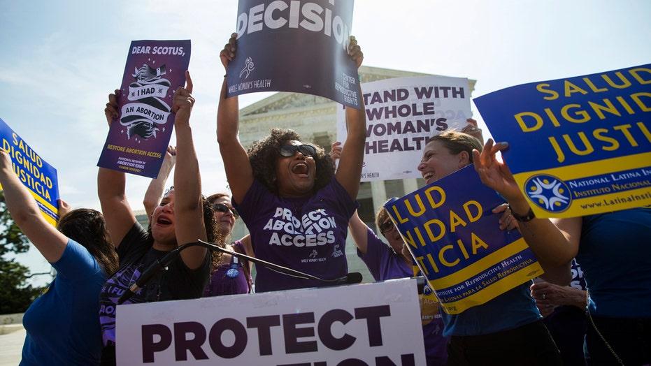 Women's March on Washington drops pro-life group as sponsor