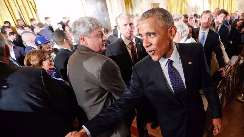 Rating Barack Obama's record on faith