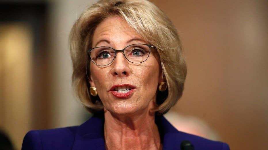 Why not Betsy DeVos for education secretary?