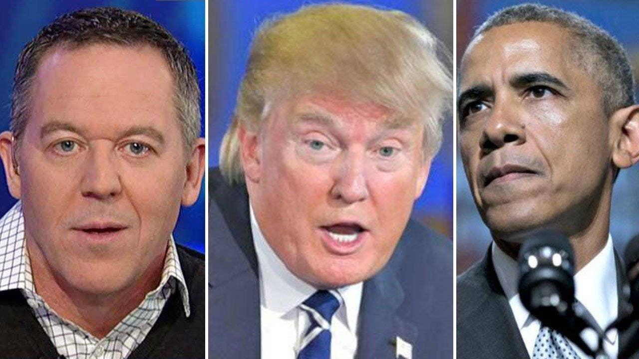 President Obama lets bombers, traitors and crack dealers out of jail, but it's Donald Trump we should fear?