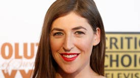 Fox411 BreakTime: 'Big Bang Theory' star Mayim Bialik says she will make an oath the same time Trump does ... to protect the Constitution