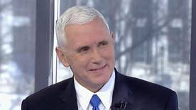 On 'Special Report,' the vice president-elect opens up about the transition of power