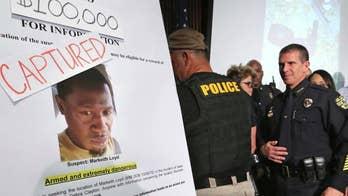 Accused cop-killer curses out judge, says he'll represent himself