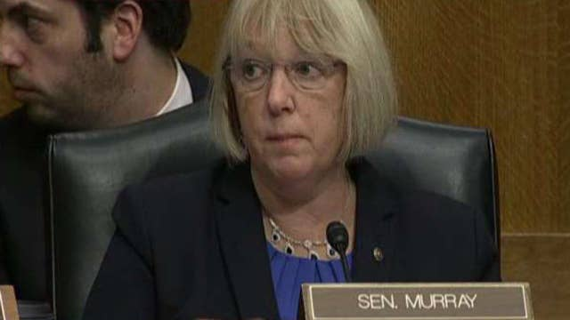 Sen. Murray scolds GOP for 'rushing' confirmation hearings