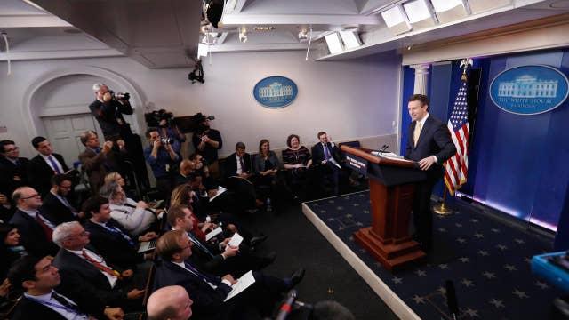 Media fretting over access under Trump, but mum under Obama