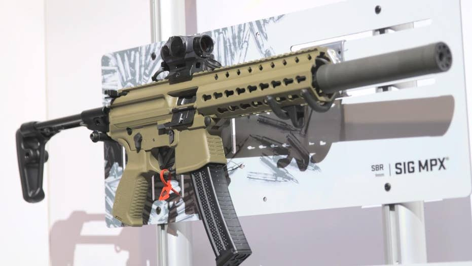 SHOT Show 40 What You Need To Know Fox News Interesting Tactical Gear Display Stand