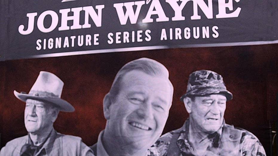 John Wayne gun for beginners