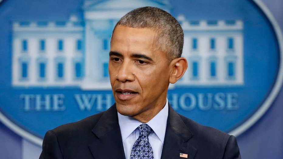 Obama: Appropriate for Trump to go forward with his vision