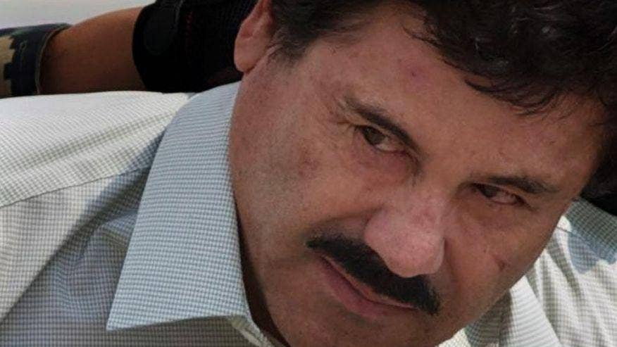 Drug lord 'El Chapo' Guzman arrives in New York to face charges