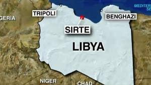 At least 85 dead following airstrikes near Sirte