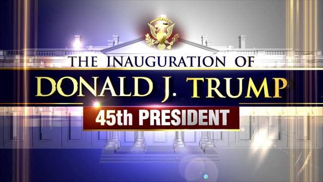 Inauguration of Donald Trump