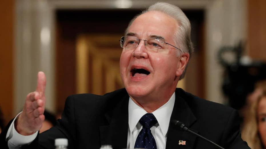 How would Tom Price change health care in America?