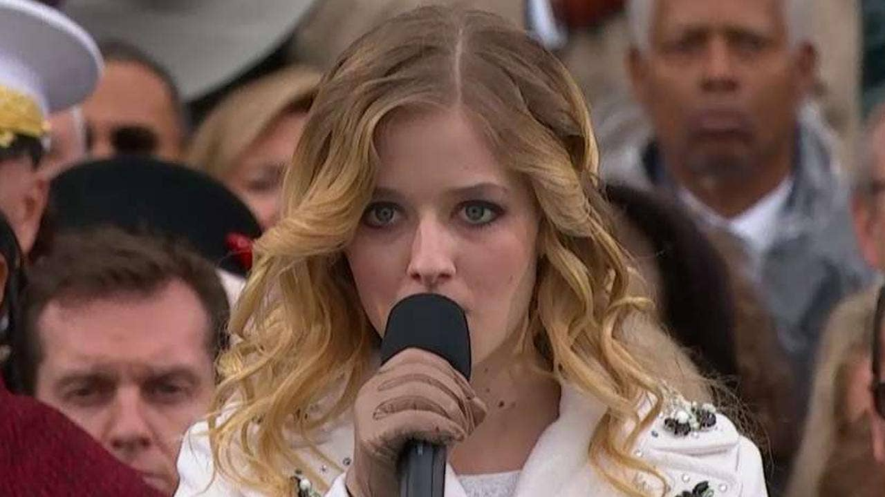 Jackie Evancho 'disappointed' with President Trump revoking transgender bathroom guidelines