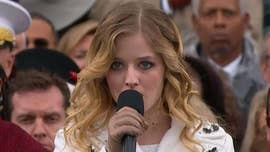 'America's Got Talent' star Jackie Evancho says grown men 'wanted to hurt' her
