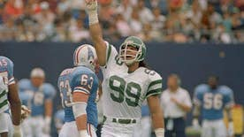 New York Jets' great Mark Gastineau reveals he's suffering serious football-related injuries. Trend of young NFL players opting for long-term health over lucrative careers grows. Bo Jackson admits he wishes he never played, won't allow his kids to play now